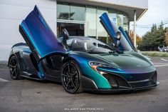 McLaren 675LT Spider Will Blow Your Mind by ColourTuningCult