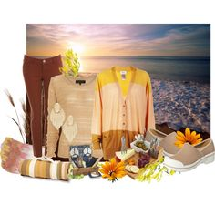 Picnic at the Beach..., created by silvinalovesbsbforever on Polyvore