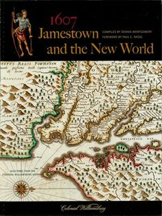 1607 vividly tells the story of the founding of Jamestown, recounting the situation of the original Indian inhabitants, the arrival of the British settlers 400 years ago, the building of the town, and modern excavations at the site.