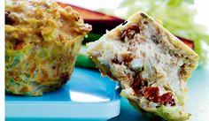 Opskrift: Kyllinge-muffins   I FORM