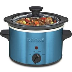 Enter for a chance to win a Cooks 1.5 quart Mini Dipper Slow Cooker from JCPenney!   Twenty lucky winners will each receive a Cooks 1.5 quart Mini Dipper Slow Cooker from JCPenney. (Approx. retail value: $20.00); JCPenney.com
