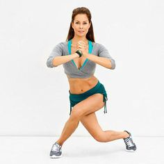 The star reveals the sculpting circuits she does with trainer Gregory Joujon-Roche in her two new Transform Your Body with Brooke Burke DVDs, Tone & Tighten and Strengthen & Condition. Here's a sneak peek.