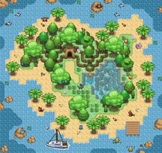 Isla Barato - Random little map by Phyromatical on DeviantArt