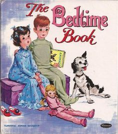 'The Bedtime Book' Florence Sarah Winship. Tell-A-Tale book 1963. | eBay