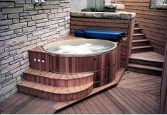 outdoor hot tub 18