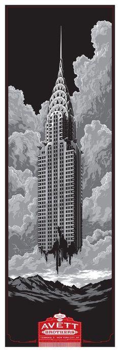 pinterest.com/fra411 #poster - Another fabulous Ken Taylor