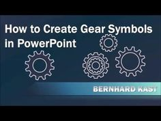 (9) Powerpoint Gear Animation: How to Create a Spinning Gear SmartArt - YouTube