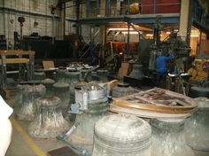 Whitechapel Bell Foundry - the manufacturer of the bells at the Church of the Transfiguration