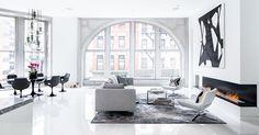 Bleecker Tower Living Room