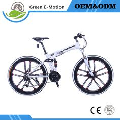 26 inch Aluminum alloy 21/24/27 speed Double disc brake bicycle Double shock absorption Oil spring fork Folding mountain bike -*- AliExpress Affiliate's buyable pin. Detailed information can be found on www.aliexpress.com by clicking on the image
