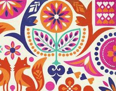 'Grand Bazaar' collection from Basic Grey @ print & pattern