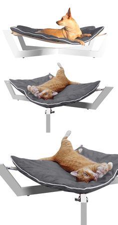 criss cross pet hammock