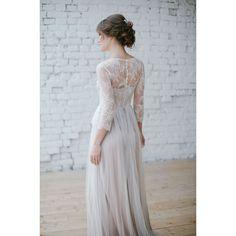 d3457706904f Wedding dress Boho wedding dress Romantic Wedding Dress Long Sleeve...  ( 430)