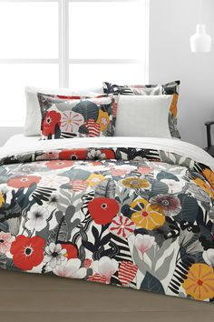 NEW Rewards Program!  Points earned for ALL purchases (full-price or sale). $25 reward earned for 500 points. Now if you refer a friend, they get 20% off their purchase and you get 25 reward points when they spend $25 or more!  #Marimekko Kasvu Bedding - now 50% off! http://ss1.us/a/8PNzmisZ