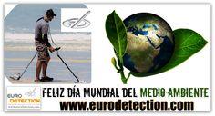 ¡¡Feliz #DiaMundialdelMedioAmbiente!! ¡¡Entra en http://www.eurodetection.com !! #Eurodetection #DetectorMetal #Hobby