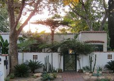 Urban Hacienda Update - eclectic - exterior - sacramento - mark rusconi architects