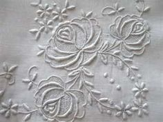 Image Search Results for whitework embroidery