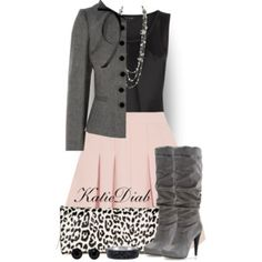 Grey&Pink