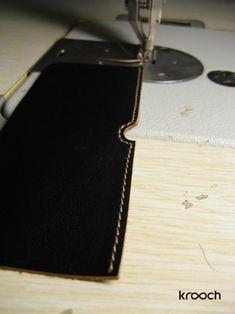 Изготовление обложки для паспорта из натуральной кожи - Ярмарка Мастеров - ручная работа, handmade