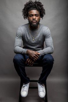 AO — All that I believe can be manifested. Black Man, Fine Black Men, Gorgeous Black Men, Handsome Black Men, Black Boys, Fine Men, Beautiful Men, Male Clothes, Dark Skin Men