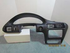 2000 2005 Chevy Cavalier Instrument Cer Bezel Dash Trim Radio