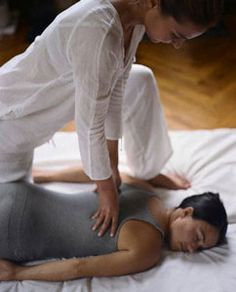 Shiatsu Massage - Massage based upon the Oriental energy meridian system, this therapeutic massage stimulates pressure points to rebalance the body and relieve tension and stress.