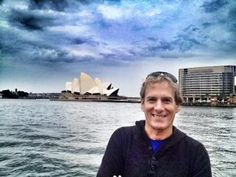 The day after my two shows at the sydney opera house amazing venue utterly fantastic audience both nights