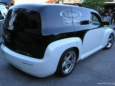 Chevy Hhr, Old Cars, Custom Cars, Badass, Cravings, Chevrolet, Wheels, Wraps, Van