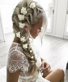 Flower Girl Hairstyles Amazing 33 Cute Flower Girl Hairstyles 2017 Update  Pinterest  Girl