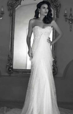 Bridal Runway Trends: Signore Maison Wedding Dresses