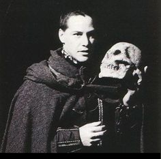Keanu Reeves - Hamlet prince of Denmark