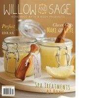 Willow and Sage Magazine- great magazine that has recipes for scrubs, soups, remedies. Explains what herbs do and can be used for.