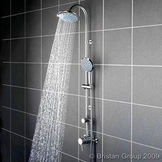 Bristan Prism Single Control Thermostatic Shower.  Thanks for Pinning :-)  Available from: www.ukbathrooms.com  #bathroom