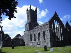Ennis Abbey, Ennis, Ireland