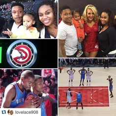 #Repost @lovelace908 with @repostapp.  Family Night was Amazing!! It was such a great family experience. although we lost the energy on the court was #WINNING  Time to book the next game #OKC #thunder #philippsarea #familynight @rich_by_30