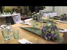 Floristik-Ausstellung In der Johannstadthalle Dresden - YouTube