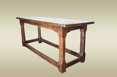 16th century oak table
