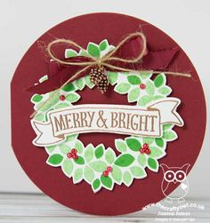 The Crafty Owl   The daily blog of Joanne James <br />Independent Stampin'…