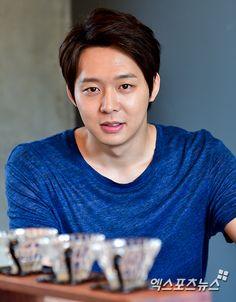 140807 New Photos from Park Yoochun's Interviews