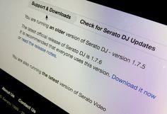 UPDATE: Serato DJ 1.7.6 is Denon DS1 ready - http://djworx.com/update-serato-dj-1-7-6-is-denon-ds1-ready/