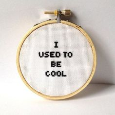 The cross stitch game has changed...