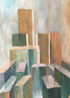 rectangles painted Still Life, Painting, Art, Art Background, Painting Art, Kunst, Paintings, Performing Arts, Painted Canvas