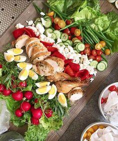 """Agree! ""Friends don't let friends eat boring salad."" — @TastingTable #Regram Photo via @dferst"""