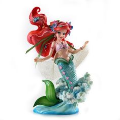 Disney Figurine Showcase Ariel:Amazon.co.uk:Kitchen & Home