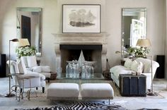 Do you use an interior designer to create your home or is the interior a pleasure that you keep all to yourself?
