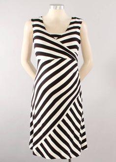 e16ead72e71d Maternity   Nursing Sleeveless Dress. So cute. Nursing Dress