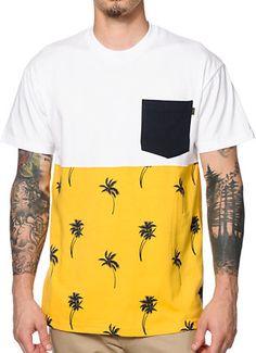 10 Deep Chaos Pocket Tee Shirt