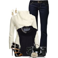 """LanvinPearl"" by hollyhalverson on Polyvore"