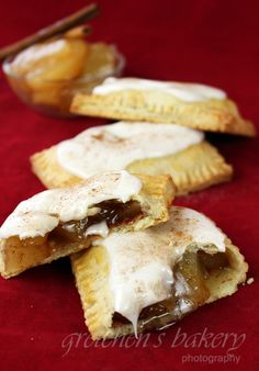 Apple Cinnamon Pop Tart | Gretchen's Bakery