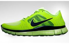 NikeiD Free Run+ 3